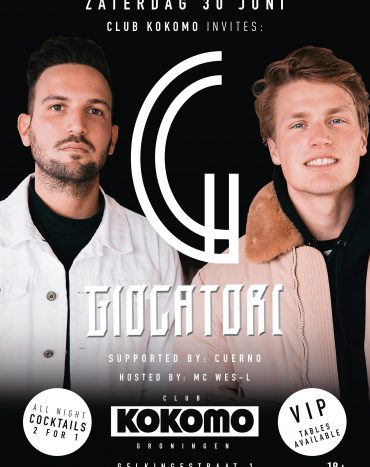 Club Kokomo Invites: Giocatori