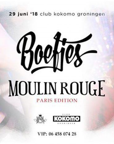 Boefjes x Moulin Rouge