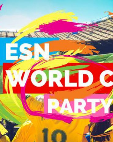 ESN World Cup Party