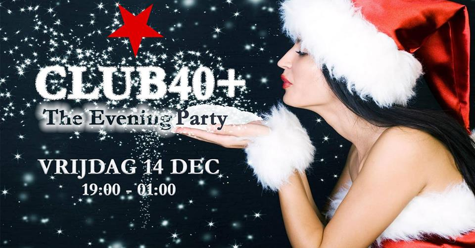 Club40+ The Evening Party – Christmas Edition