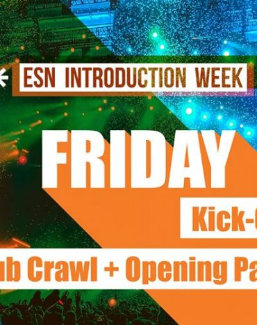 ESN Opening Party