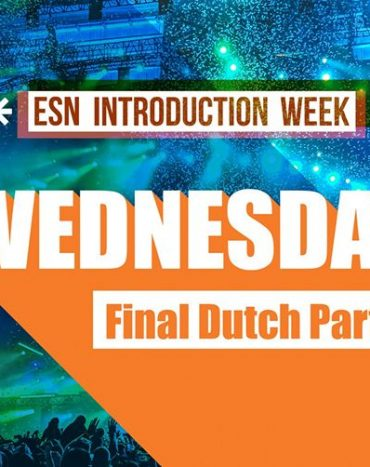 ESN Final Dutch Party