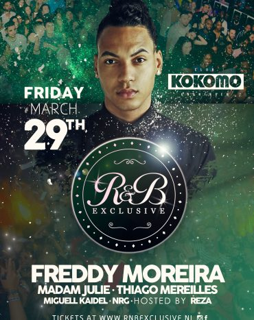 R&B Exclusive 050 w/ Freddy Moreira