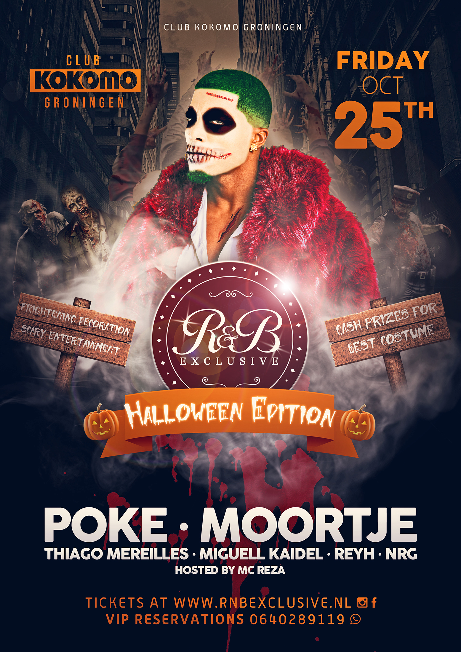 R&B Exclusive 050 Halloween